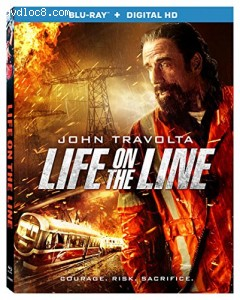 Life On The Line [Blu-ray] Cover