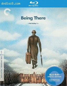Being There [blu-ray] Cover