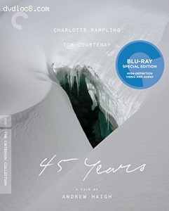 45 Years [Blu-ray] Cover