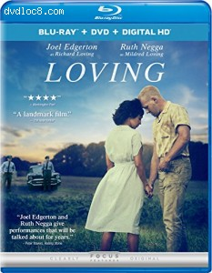 Loving [Blu-ray + DVD + Digital HD]