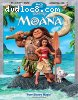 Moana [Blu-ray + DVD + Digital HD]