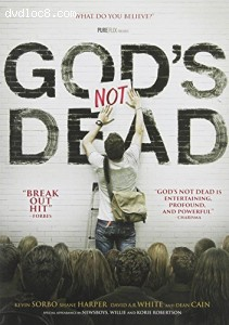 God's Not Dead Cover