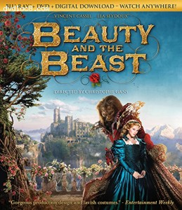 Beauty And The Beast [Blu-ray + DVD + Digital Download] Cover