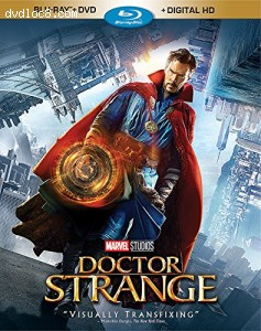 Doctor Strange [Blu-ray] Cover