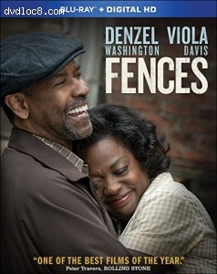 Fences [Blu-ray + Digital HD]