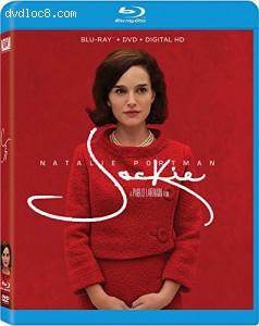 Jackie [Blu-ray] Cover