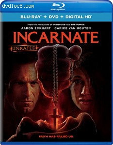 Incarnate - Unrated [Blu-ray + DVD + Digital HD]
