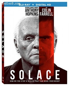 Solace [Blu-ray + Digital HD] Cover