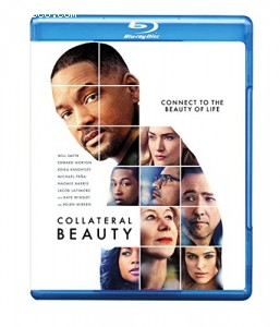 Collateral Beauty [Blu-ray + Digital HD] Cover