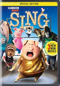 Sing - Special Edition Cover