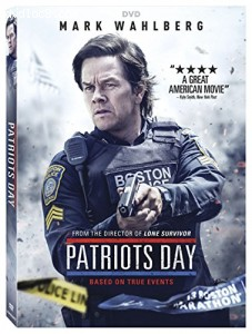 Patriots Day Cover
