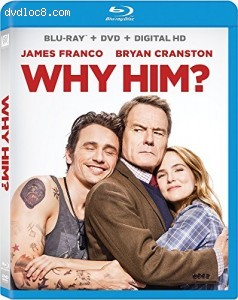 Why Him? [Blu-ray + DVD + Digital HD]