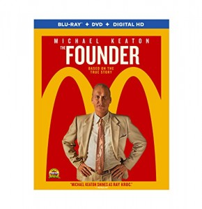 Founder, The [Blu-ray] Cover