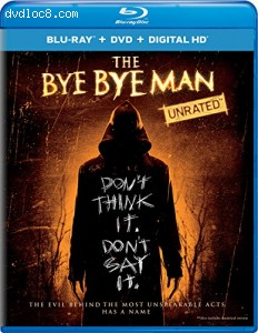 The Bye Bye Man (Unrated) [Blu-ray + DVD + Digital HD] Cover