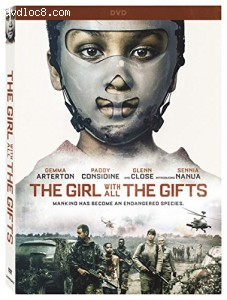 Girl With All The Gifts, The Cover
