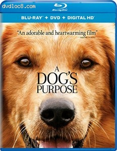 Dog's Purpose, A [Blu-ray + DVD + Digital HD]