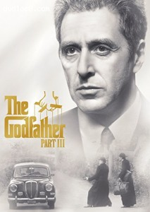 Godfather, The: Part III - 45th Anniversary Cover