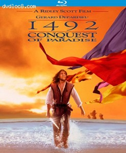 1492: Conquest of Paradise [Blu-ray] Cover