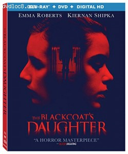 Blackcoat's Daughter, The [Blu-ray + DVD + Digital HD] Cover