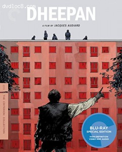 Dheepan (The Criterion Collection) [Blu-ray] Cover
