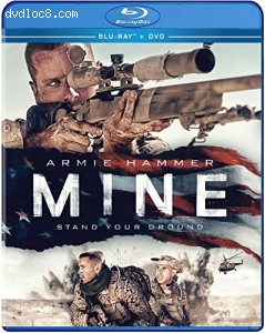 Mine [Blu-ray + DVD] Cover