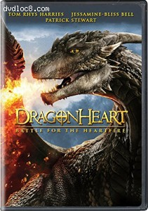 Dragonheart: Battle for the Heartfire Cover
