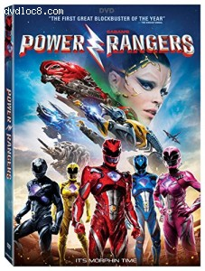 Saban's Power Rangers Cover