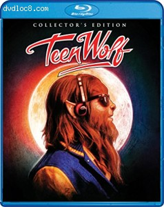 Teen Wolf [Collector's Edition] [Blu-ray] Cover
