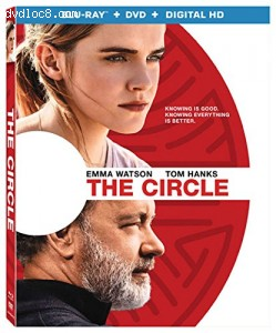 The Circle [Blu-ray + DVD + Digital HD]