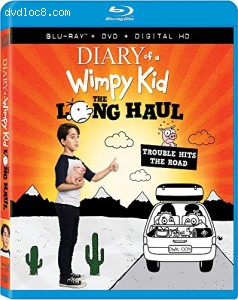 Diary of a Wimpy Kid: The Long Haul [Blu-ray + DVD + Digital HD]
