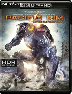 Pacific Rim (4K Ultra HD BD) [Blu-ray]