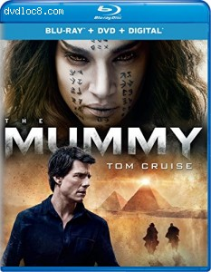 The Mummy [Blu-ray + DVD + Digital]
