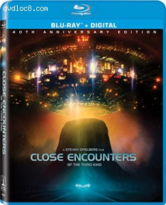 Close Encounters of the Third Kind - 40th Anniversary Edition [Blu-ray + Digital]