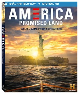 America: Promised Land [Bluray + Digital HD] [Blu-ray]
