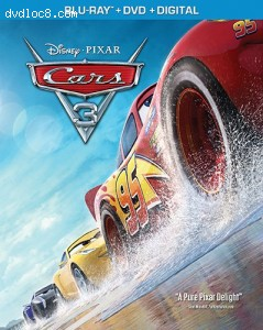 Cover Image for 'Cars 3'