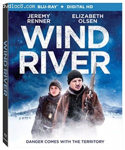 Wind River [Blu-ray + Digital HD]