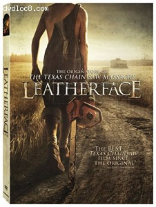 Leatherface Cover