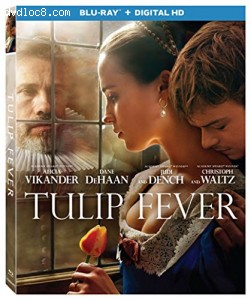 Tulip Fever [Blu-ray] Cover