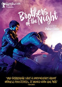 Brothers of the Night Cover
