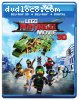 LEGO Ninjago Movie, The [Blu-ray 3D + Blu-ray + Digital]