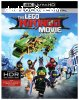 LEGO Ninjago Movie, The [4K Ultra HD + Blu-ray + Digital]