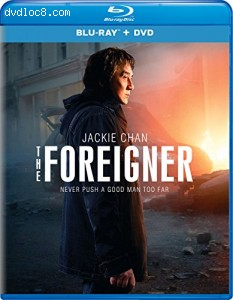 The Foreigner [Blu-ray + DVD]
