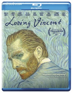 Loving Vincent [Blu-ray] Cover