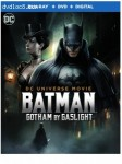 Cover Image for 'Batman: Gotham by Gaslight [Blu-ray + DVD + Digital]'