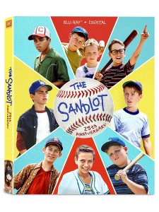 Sandlot, The [blu-ray] Cover