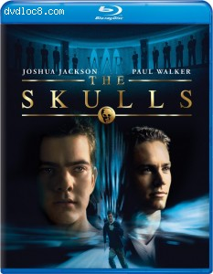 Skulls, The [blu-ray] Cover