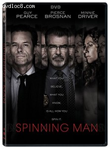 Spinning Man Cover