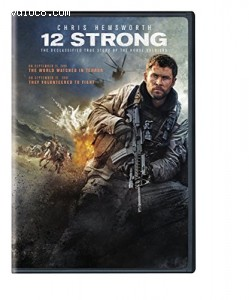 12 Strong Cover