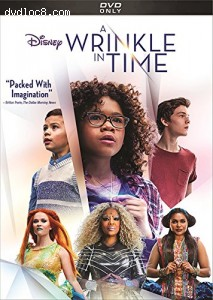 Wrinkle in Time, A Cover