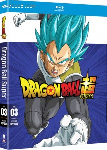 Dragon Ball Super: Part 3 [Blu-ray]